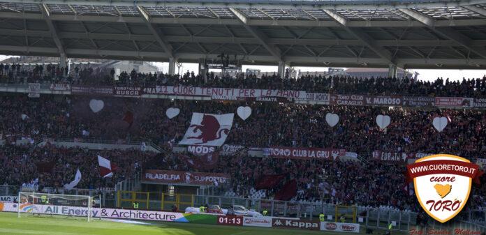 Curva Primavera allo Stadio Grande Torino