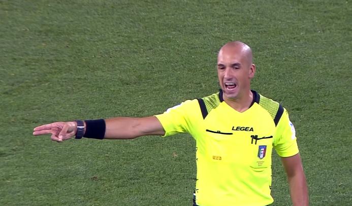 Arbitro Fabbri