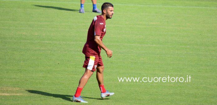 Iago Falque, attaccante del TorinoFc
