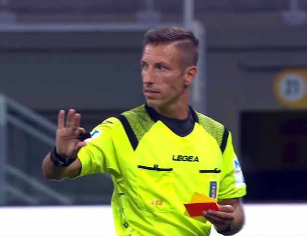 Arbitro Massa