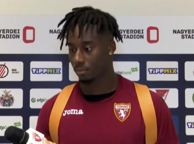 Soualiho Meïté, centrocampista del TorinoFc
