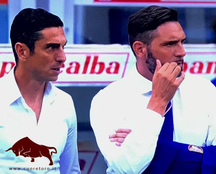 Moreno Longo e Davide Vagnati