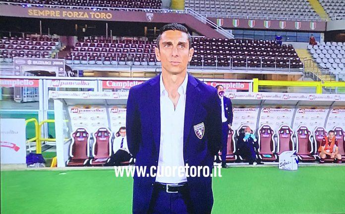Moreno Longo allo Stadio Grande Torino