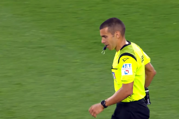 Arbitro Piccinini