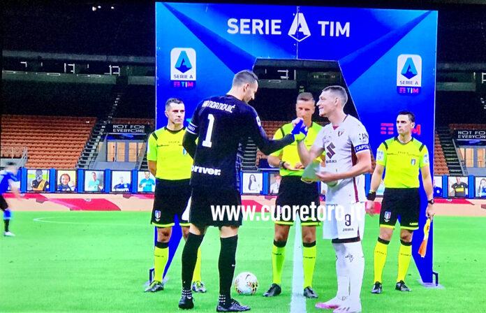 Inter-Torino: Belotti e Handanovic