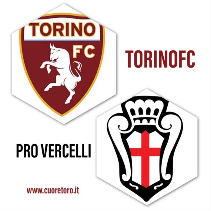 Amichevole TorinoFc-Pro Vercelli
