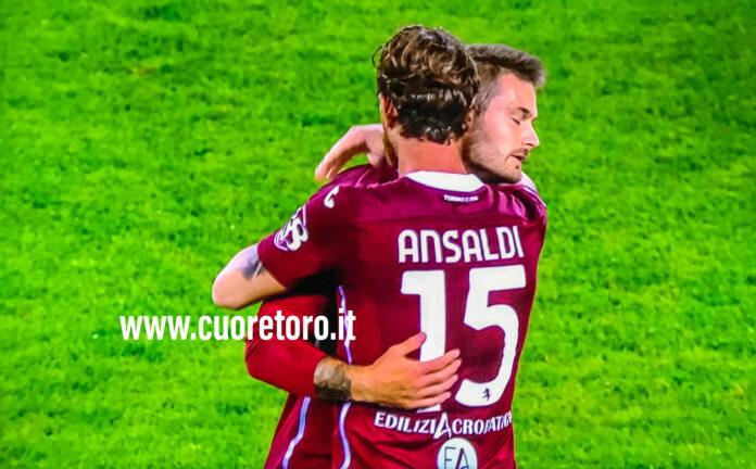 Ansaldi e Linetty