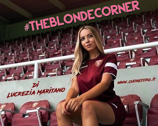 The Blonde Corner